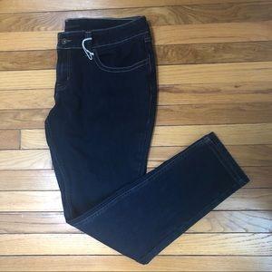 Levi's 542 Skinny dark denim Jeans